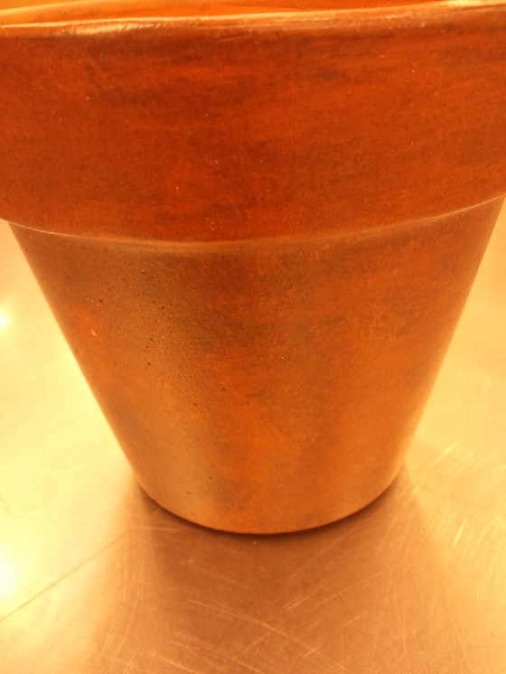 Stained Pot